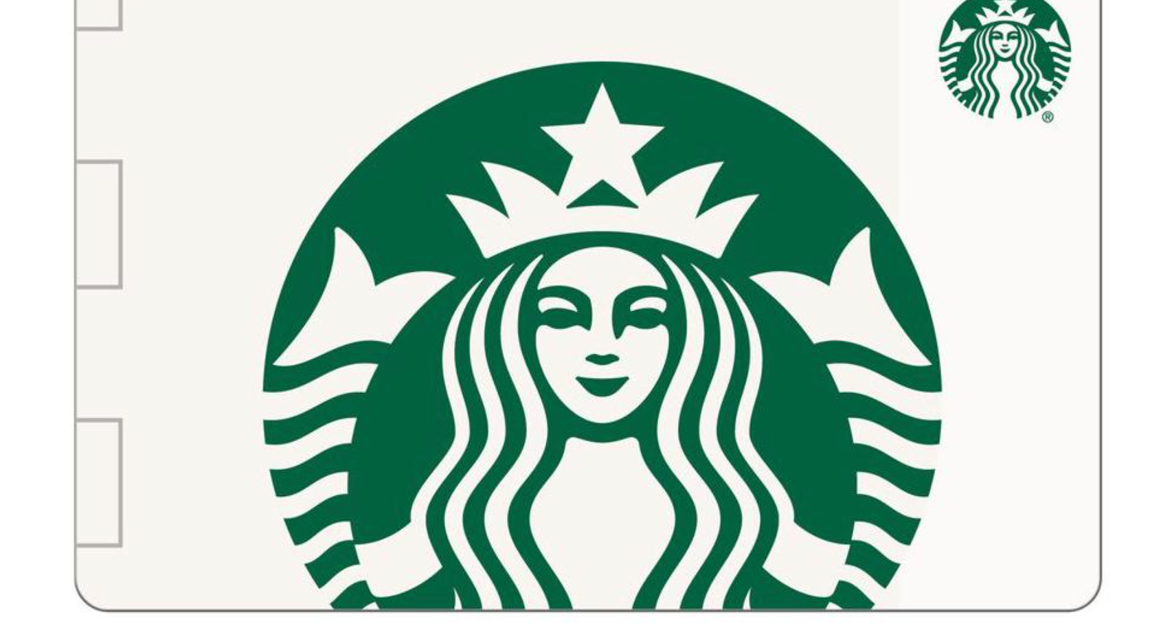 $10 Starbucks Gift Card