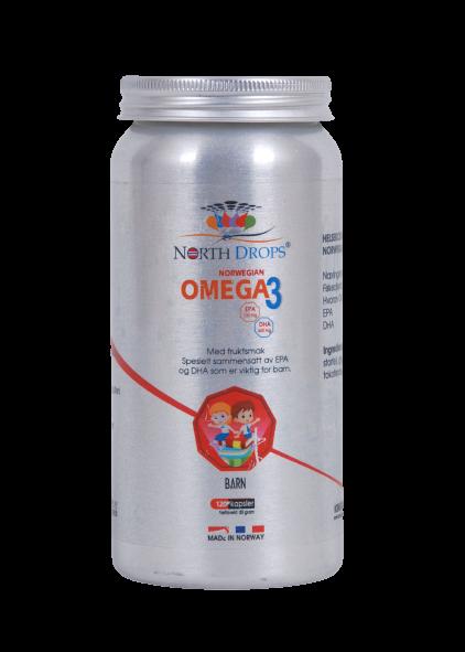 Omega-3 Barn