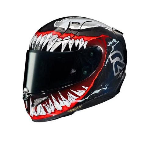 Casco Moto Hjc Integral Rpha 11 Pro Venom 2 Marvel