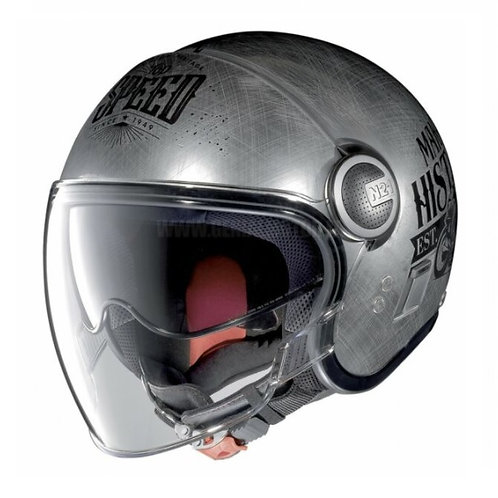 Casco Nolan N21 Jet Speed Gris