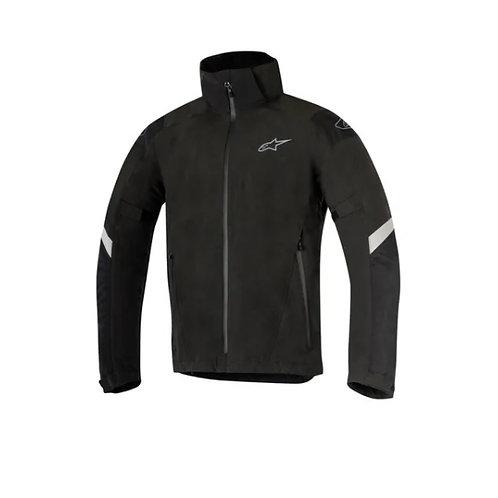 Campera Moto Lance 3l Wp Negra Alpinestars Cuotas