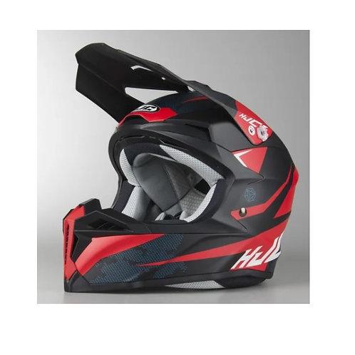 Casco Moto Hjc Off Road I50 Tona Mc1sf