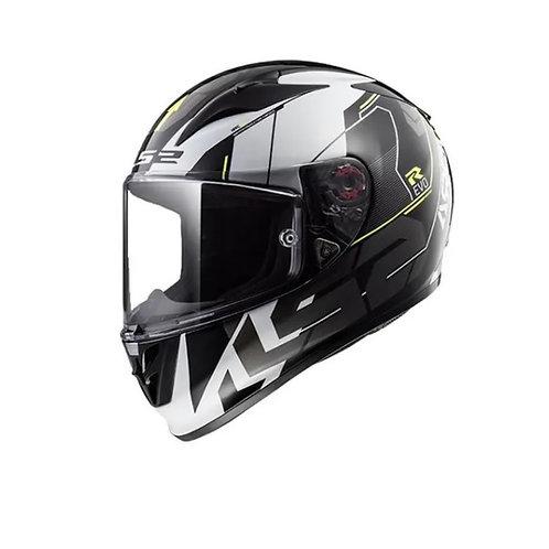 Casco Moto Integral Ls2 323 Arrow Rapid Evo Techno