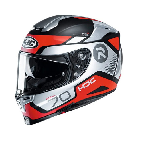 Casco Moto Hjc Integral Rpha 70 Shuky - Cuotas