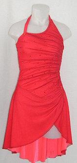 Sideburst Dance Dress