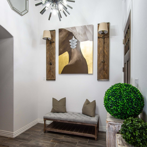 Foyer/Nook Areas