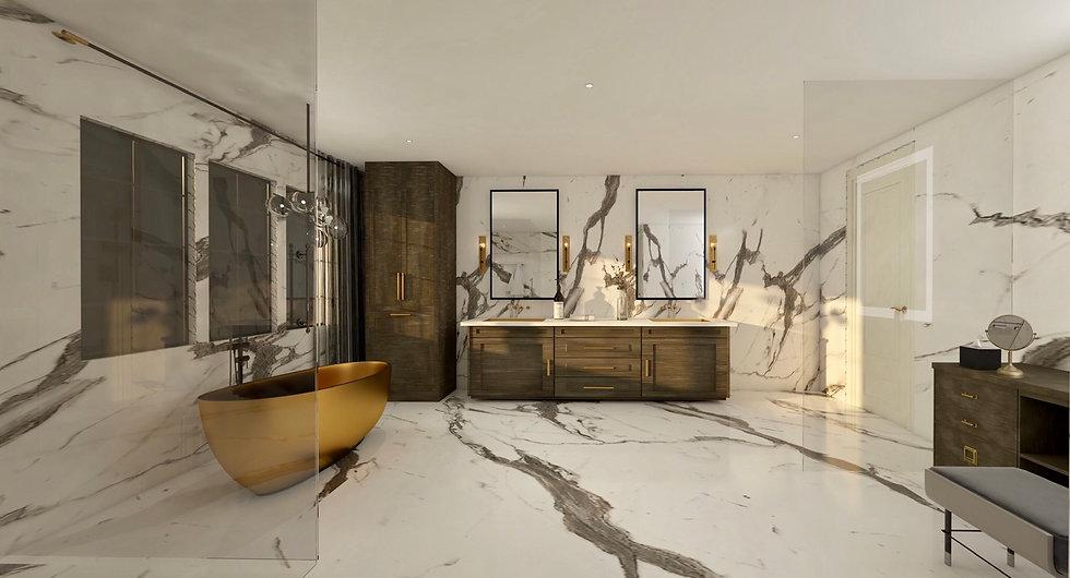 Richie Madison 3D Rendering Interior Design