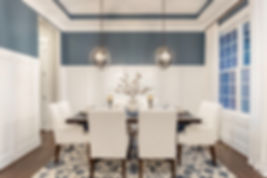 Dining Room Raleigh Interior Design