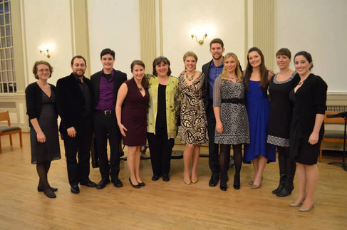 Master Class with Dawn Upshaw