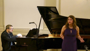 Westminster Art Song Festival - with JJ Penna, piano