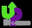 Logo UpIngressos cinza.png