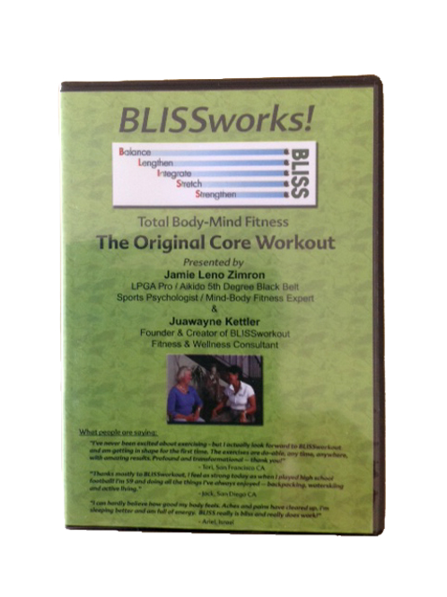 BLISSworks! The Original Core Workout DVD