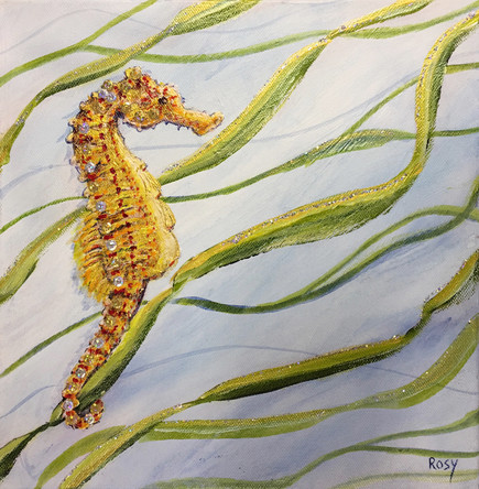 Cyril the Seahorse