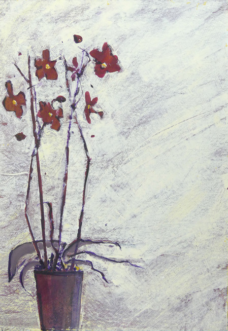 Orchid 2  - SOLD