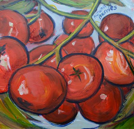 Summer Berries - SOLD
