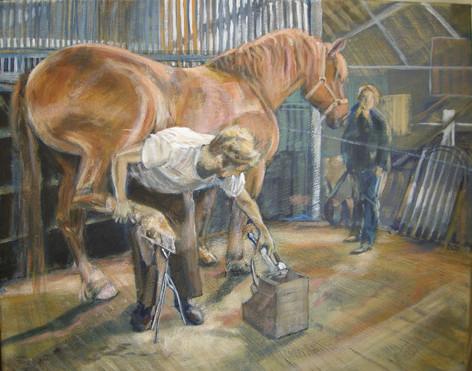 The Gateridge Blacksmith - SOLD