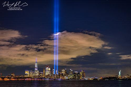 9/11 Memorial Statue of Liberty