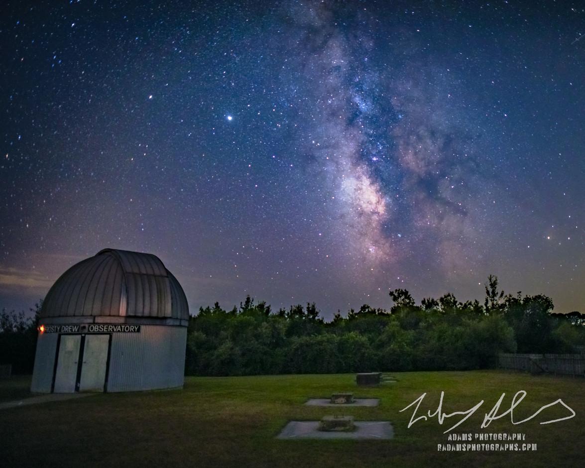 Observing the Milky Way 2 - Ninigret Par