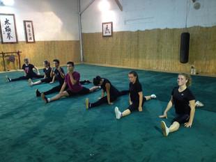 Les stages de kung-fu du 3e trimestre