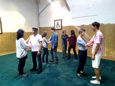 Atelier d'initiation au TAI CHI CHUAN le dimanche 19 mai 2019 !