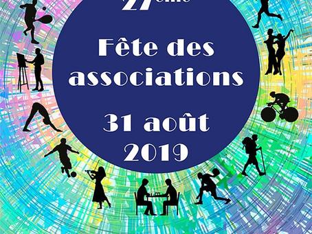Forum des associations de Tresses !!