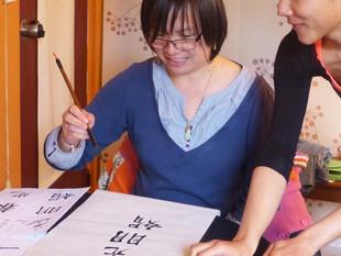 Programmation des stages de calligraphie 2018, modification des horaires !