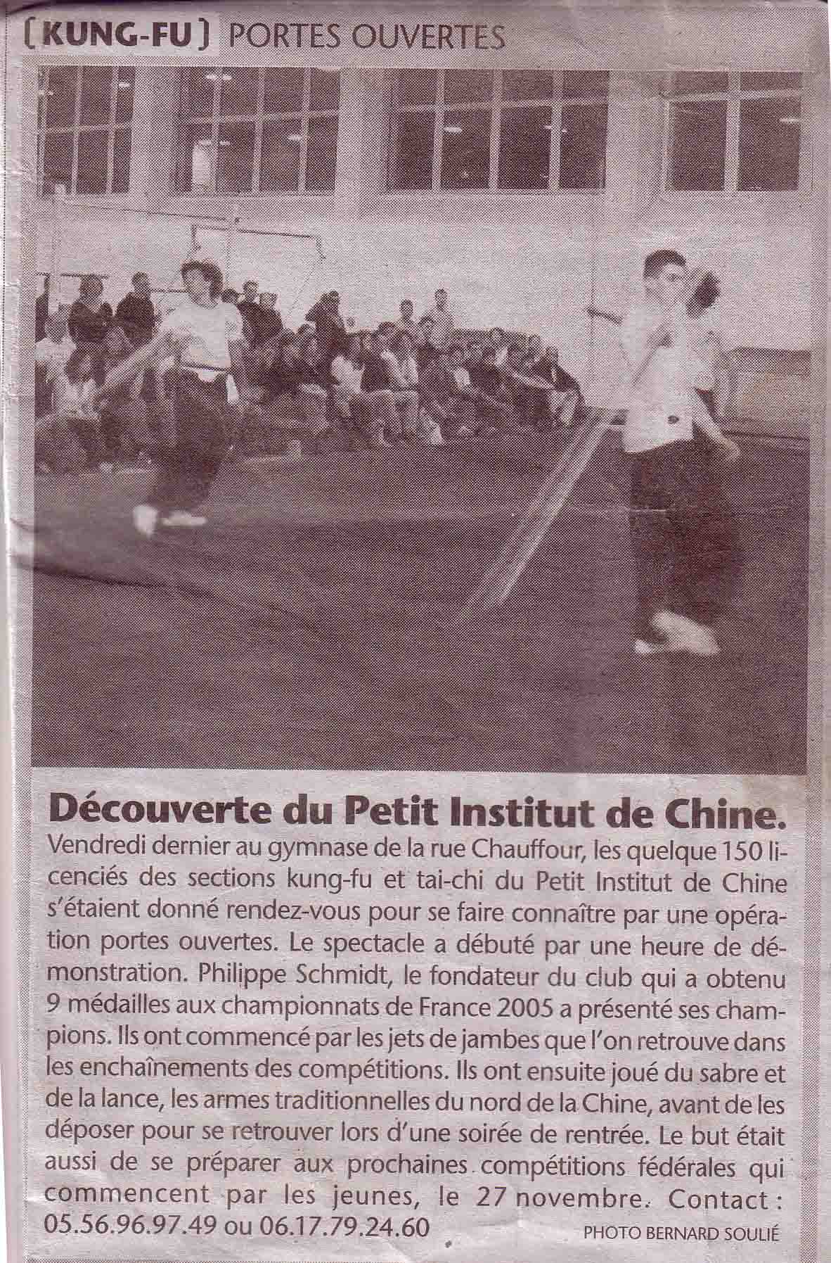 2005 11 sud ouest