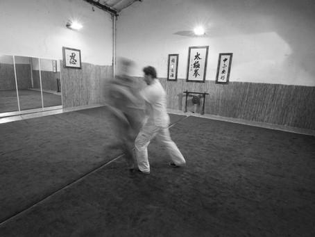 Atelier TAI CHI CHUAN du 22 mars 2020 : enracinement dans la légèreté.