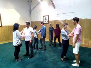 Stage de tai chi chuan du 12 novembre !! Matinée initiation ouverte à tous !