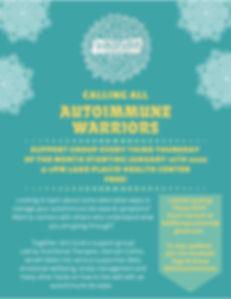Copy of Autoimmune Warriors- 8.5x11 copy