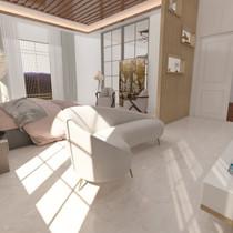 Residential Resort-style Interior Design
