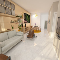 Living Room | Complete Make Over