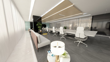 New Norm: Boardroom Video Conference Room