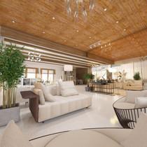 Private Resort Interior Design
