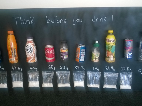 Think before you Drink!