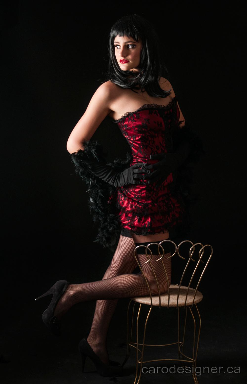 Burlesque gothique