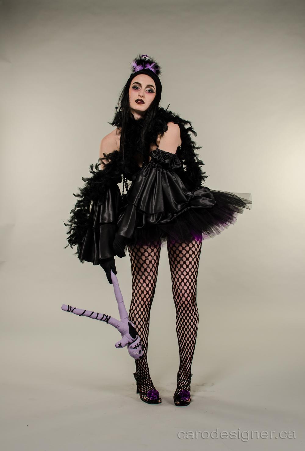 Ballerine vaudou - photo 1