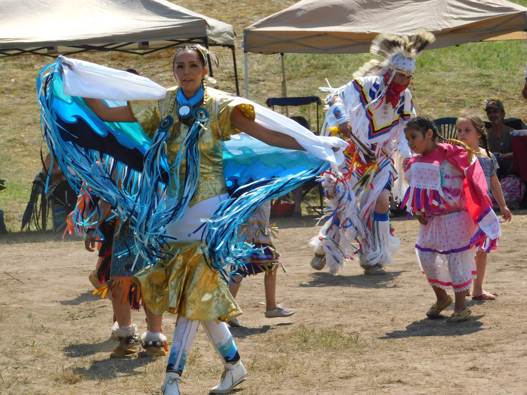 Island in the Sun Pow Wow 2019 - 3