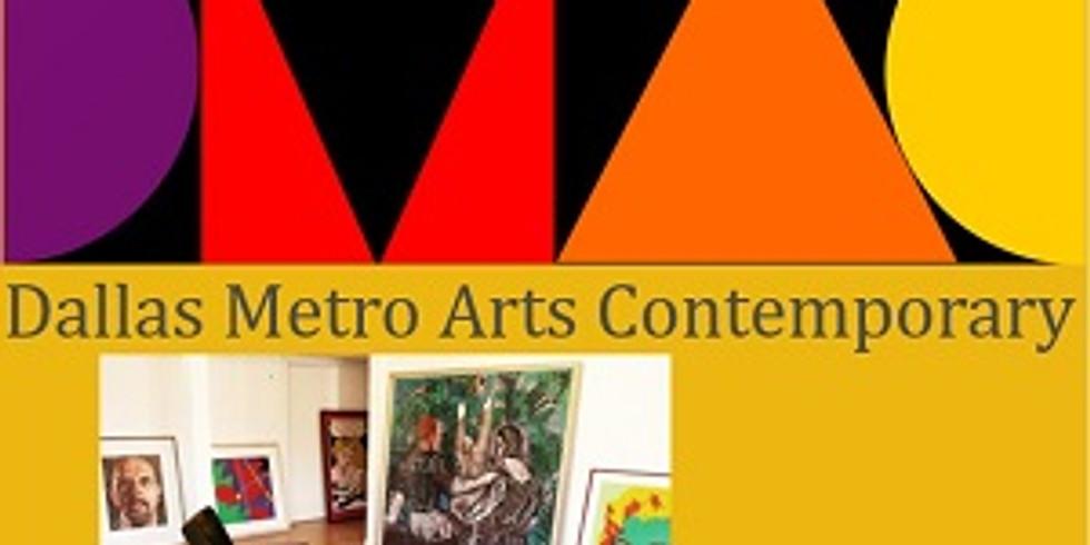 Water Media National Juried Exhibition, Dallas Metro Arts Contemporary Gallery