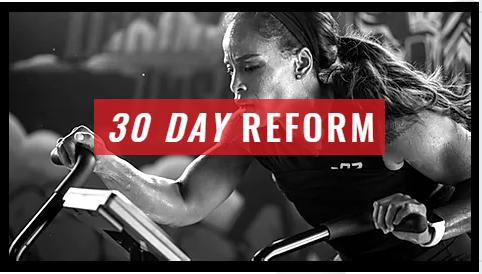 30 DAY REFORM Program