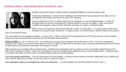 Eyes on Web - Créer au Féminin