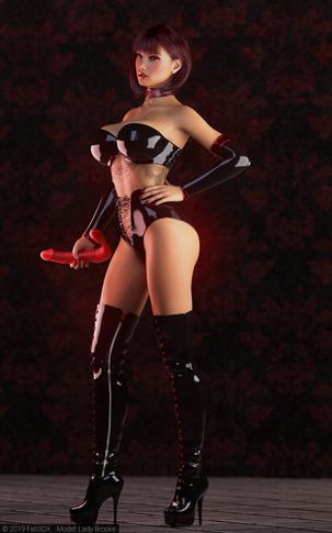 Lady Brooke Photoshoot - 2