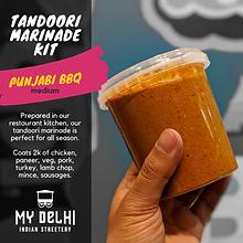 Punjabi BBQ