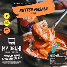 Butter Masala Meal Kit
