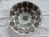 Obstschale TiSaTo Mond-Keramik, Christin