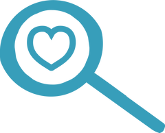 Blue Heart Magnifying Glass.png.png