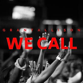 WE CALL CD COVER.jpg