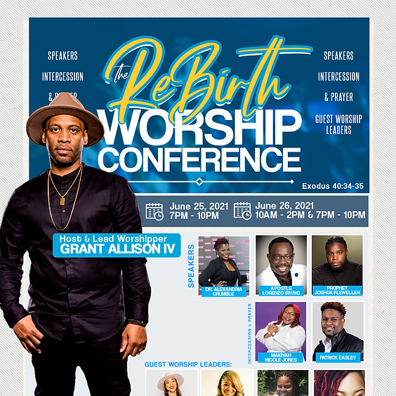 The ReBirth Worship Conference