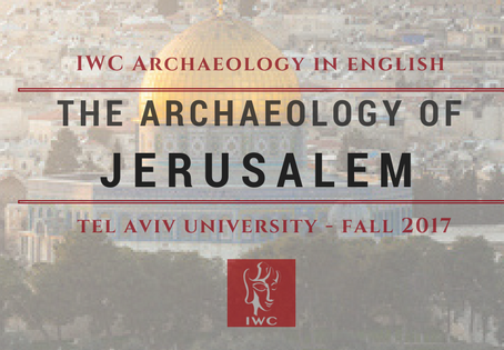 Top Scholars come to IWC Archaeology Fall 2017