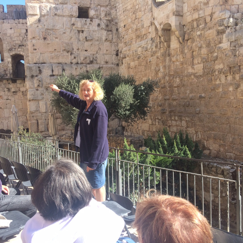 IWC Archaeology took to the road to explore the City of David and the latest exhibit at the Israel Museum.